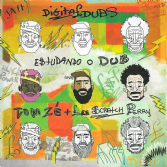 Digital Dubs ft Tom Ze & Lee Scratch Perry - Estudando O Dub / version (B-Mundo) 7""
